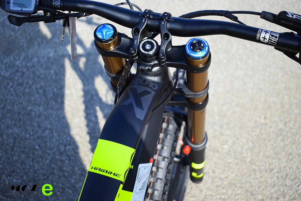 Haibike XDuro Dwnhll 9 tech7 ebike bosch top gamma 2019 bici elettrica mobe