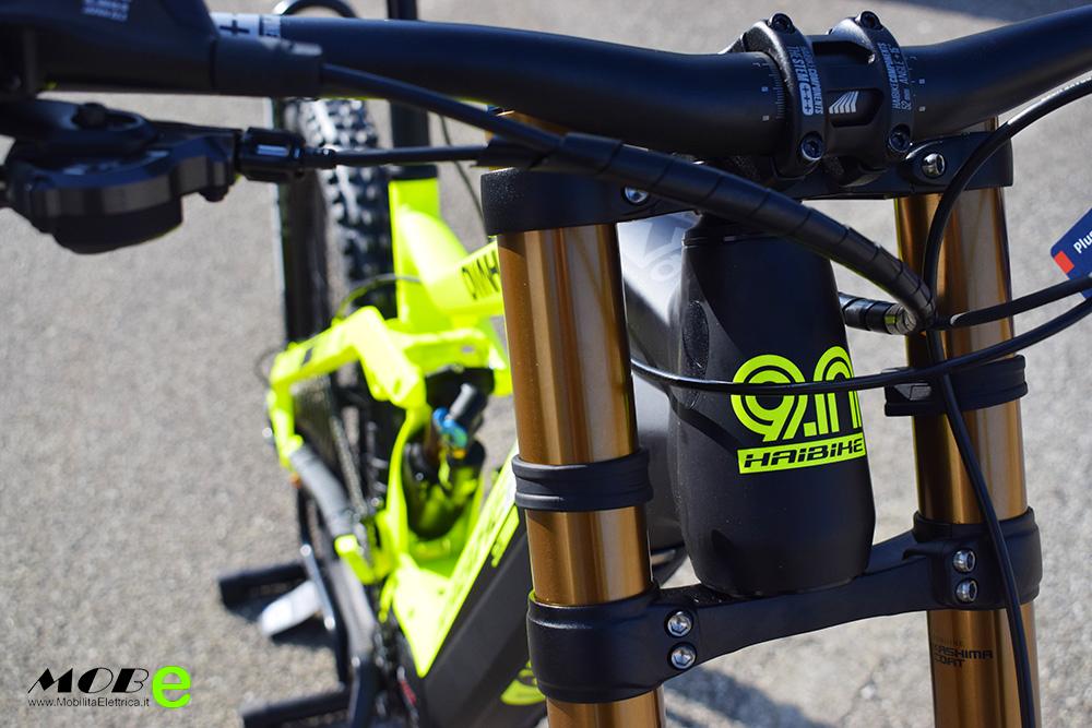 Haibike XDuro Dwnhll 9 tech8 ebike bosch top gamma 2019 bici elettrica mobe