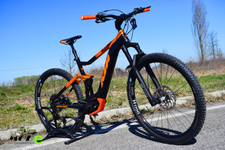 KTM Macina Chacana 291 2 bosch ebike 2019 bici elettrica mobe