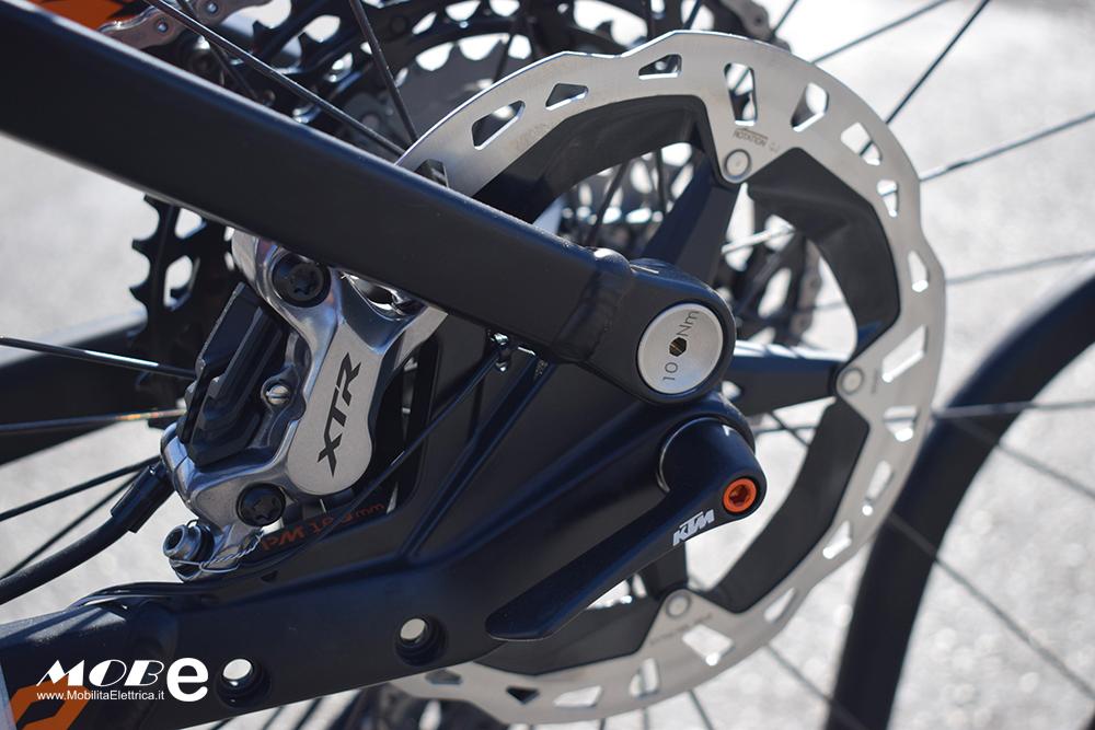 KTM Macina Chacana 291 tech11 bosch ebike 2019 bici elettrica mobe
