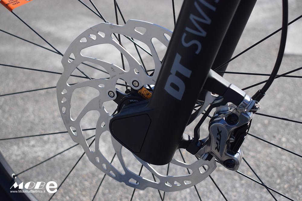 KTM Macina Chacana 291 tech12 bosch ebike 2019 bici elettrica mobe