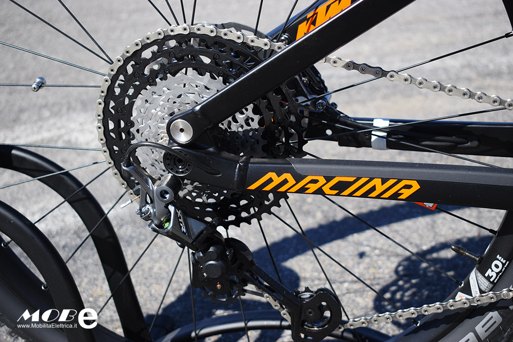 KTM Macina Chacana 291 tech3 bosch ebike 2019 bici elettrica mobe