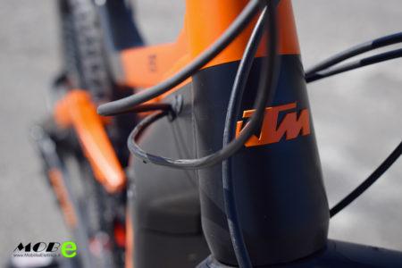 KTM Macina Chacana 291 tech7 bosch ebike 2019 bici elettrica mobe
