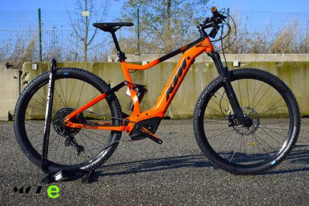 KTM Macina Chacana 293 1 ebike bosch 2019 bici elettrica mobe