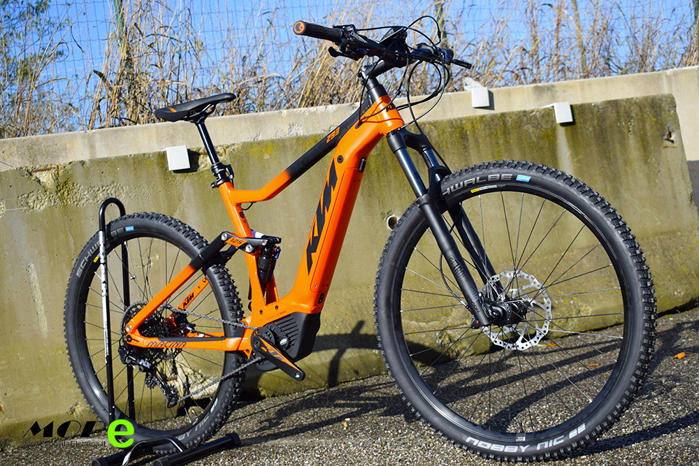 KTM Macina Chacana 2932 ebike bosch 2019 bici elettrica mobe