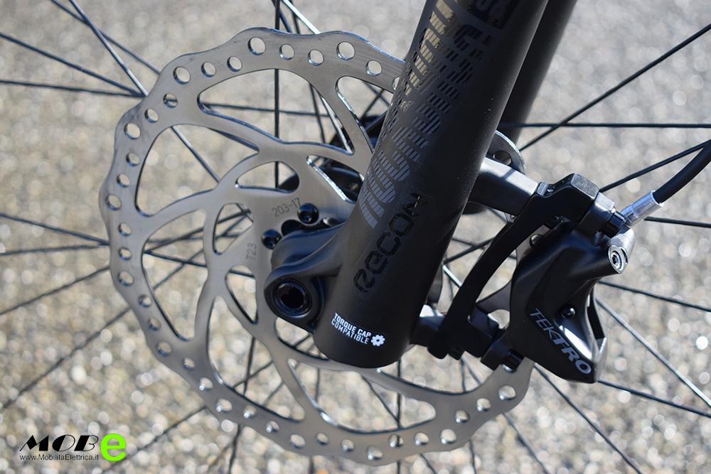 KTM Macina Chacana 293 tech1 ebike 2019 bici elettrica mobe
