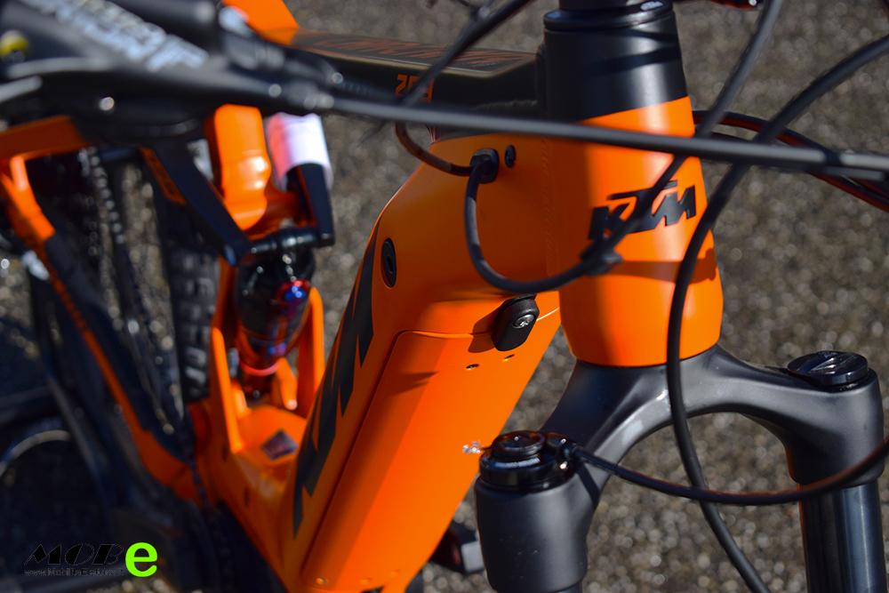 KTM Macina Chacana 293 tech8 ebike bosch 2019 bici elettrica mobe