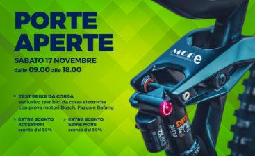 PORTE APERTE bici elettriche 17 novembre sito mobe