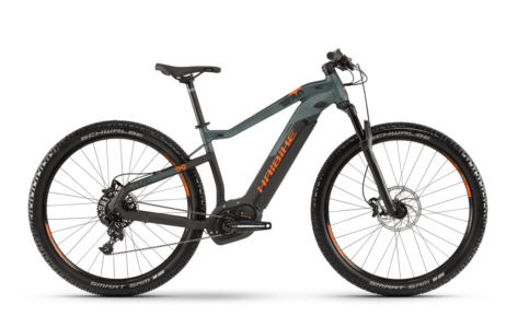 haibike sduro hardnine 8 ebike bosch 2019 bici elettrica mobe