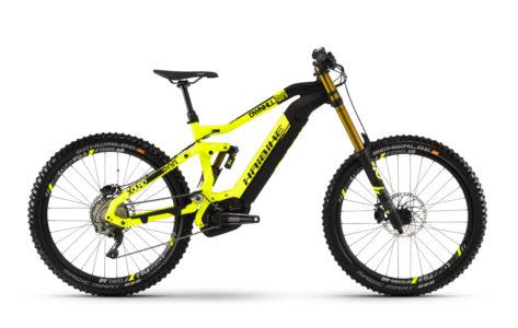 haibike xduro dwnhll 9 ebike bosch top gamma 2019 bici elettrica mobe