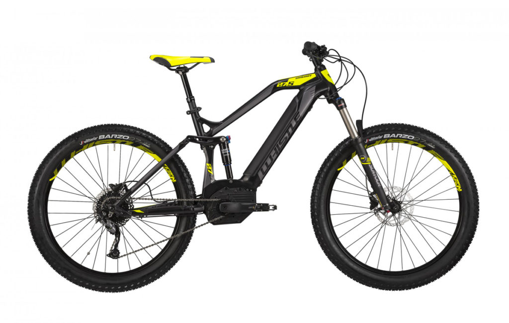 whistle atala b-rush plus ebike bosch 2019 bici elettrica mobe