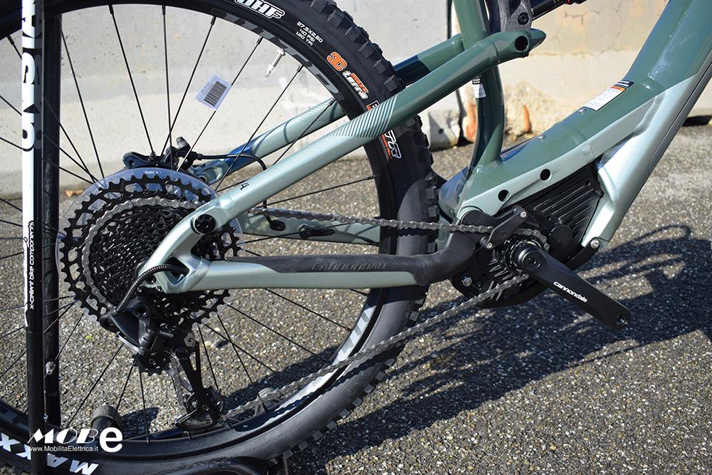 Cannondale Moterra Neo 1 tech2 ebike 2019 bici elettrica mobe