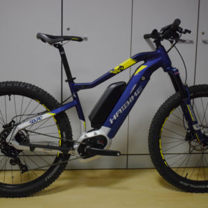 Haibike SDuro HardSeven 7 doppia batteria ebike occasioni bici elettrica mobe