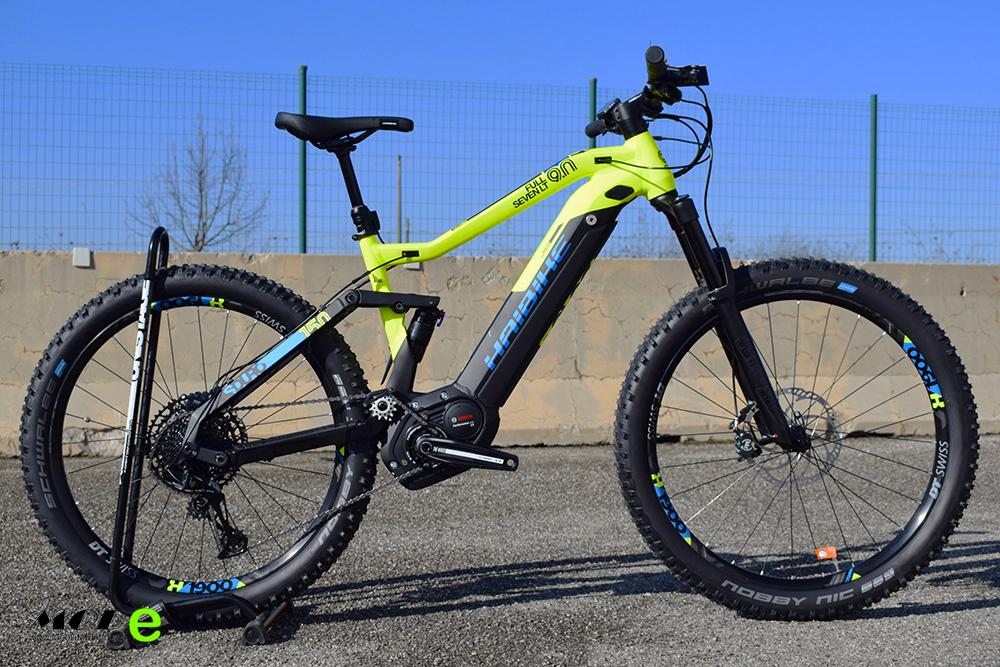 Haibike SDuro FullSeven lt 9 ebike 2019 bici elettrica mobe