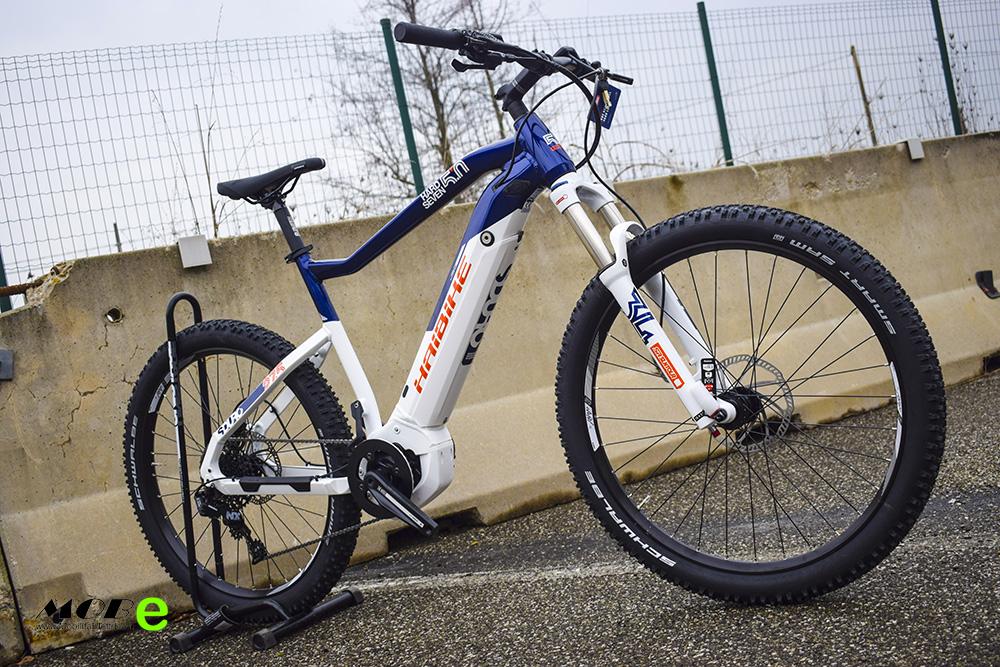 Haibike SDuro HardSeven 5 2 yamaha integrato ebike 2019 bici elettrica mobe