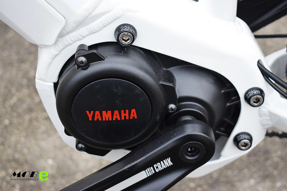 Haibike SDuro HardSeven 5 tech4 yamaha integrato ebike 2019 bici elettrica mobe