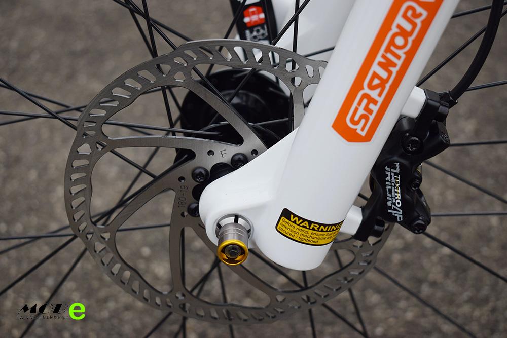 Haibike SDuro HardSeven 5 tech7 yamaha integrato ebike 2019 bici elettrica mobe