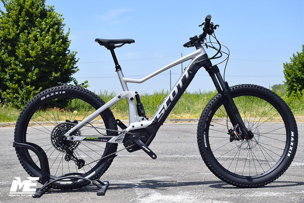 Scott strike eride 730 1 ebike bosch 2019 bici elettrica mobe