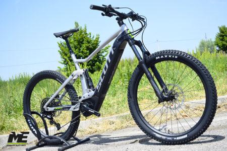 Scott strike eride 730 2 ebike bosch 2019 bici elettrica mobe