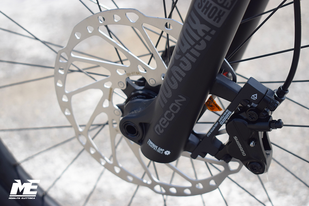 Scott strike eride 730 tech10 ebike bosch 2019 bici elettrica mobe