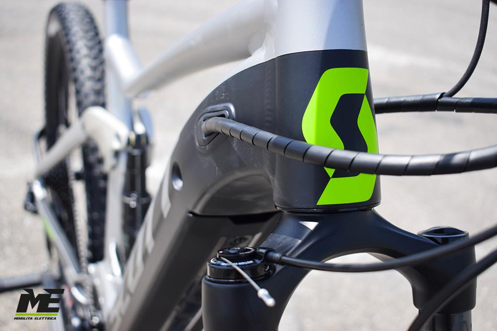 Scott strike eride 730 tech7 ebike bosch 2019 bici elettrica mobe
