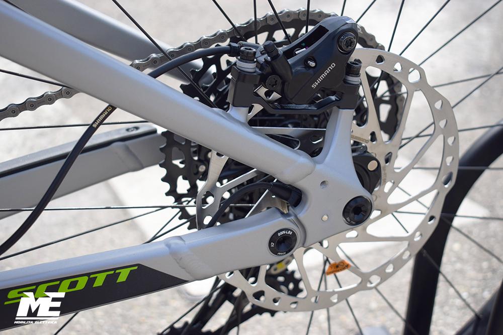 Scott strike eride 730 tech9 ebike bosch 2019 bici elettrica mobe