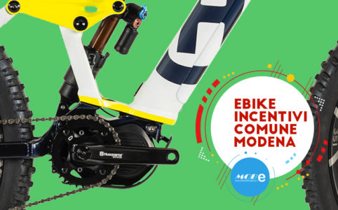 incentivi bici elettriche modena mobe ebike