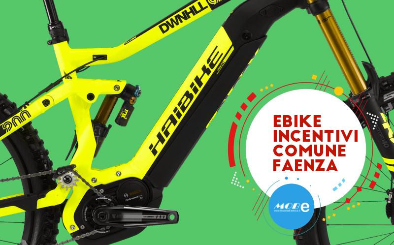 incentivi ebike faenza bici elettriche mobe