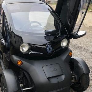 renault twizy macchina auto elettrica usata conto vendita