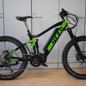 MobE XTR motore 1000 ebike occasioni bici elettrica