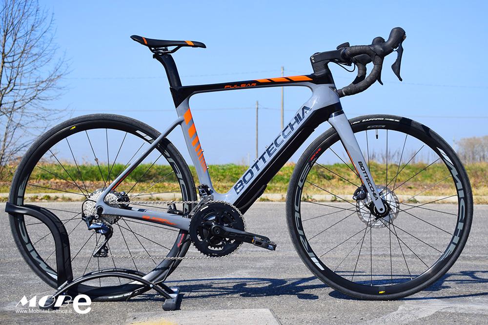 Bottecchia BE90 ERoad Carbon Pulsar 1 2019 ebike bici elettrica mobe