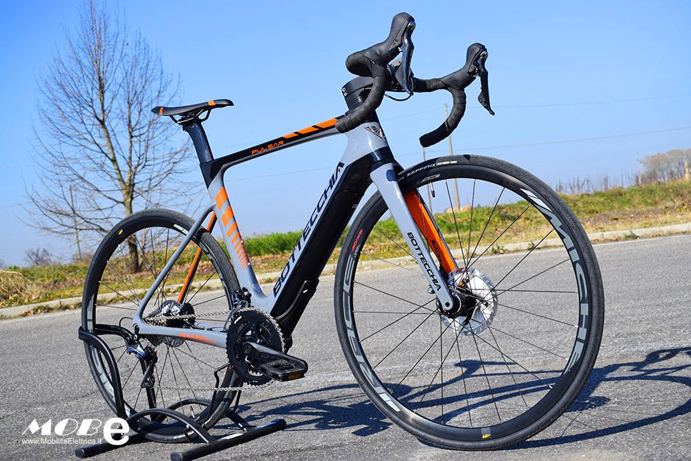 Bottecchia BE90 ERoad Carbon Pulsar 2 2019 ebike bici elettrica mobe