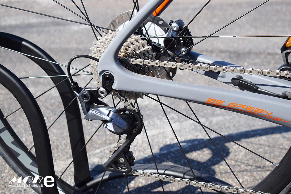 Bottecchia BE90 ERoad Carbon Pulsar tech2 2019 ebike bici elettrica mobe
