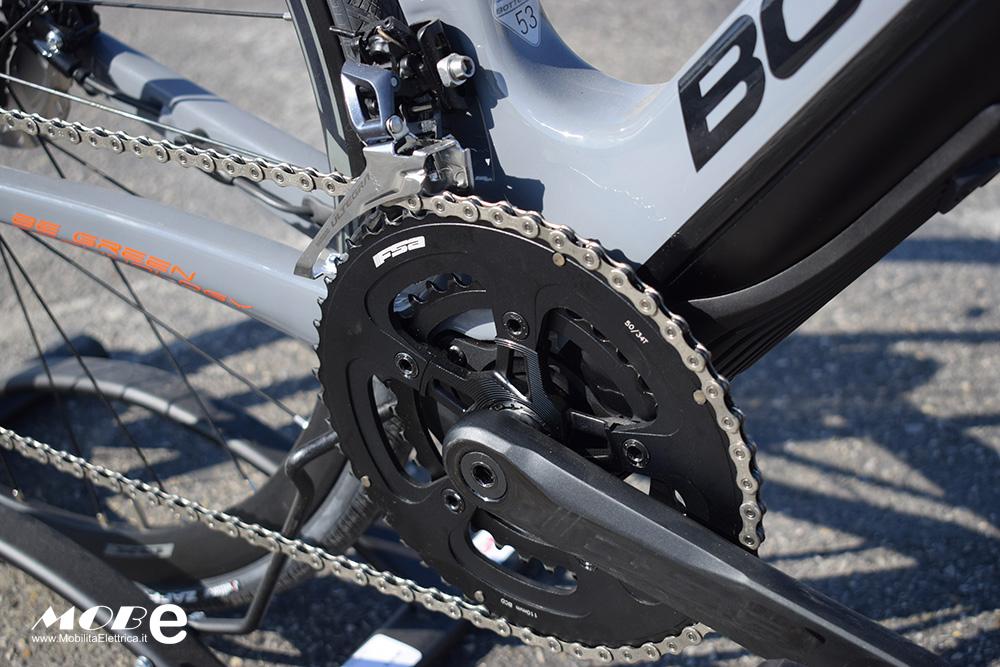 Bottecchia BE90 ERoad Carbon Pulsar tech4 2019 ebike bici elettrica mobe