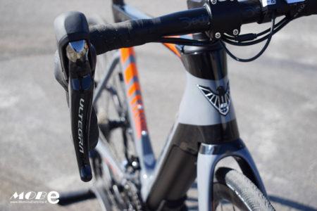 Bottecchia BE90 ERoad Carbon Pulsar tech6 2019 ebike bici elettrica mobe