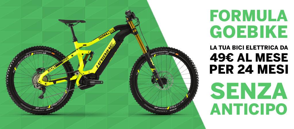 GOEBIKE bici elettrica ebike finanziamento senza anticipo bici elettrica