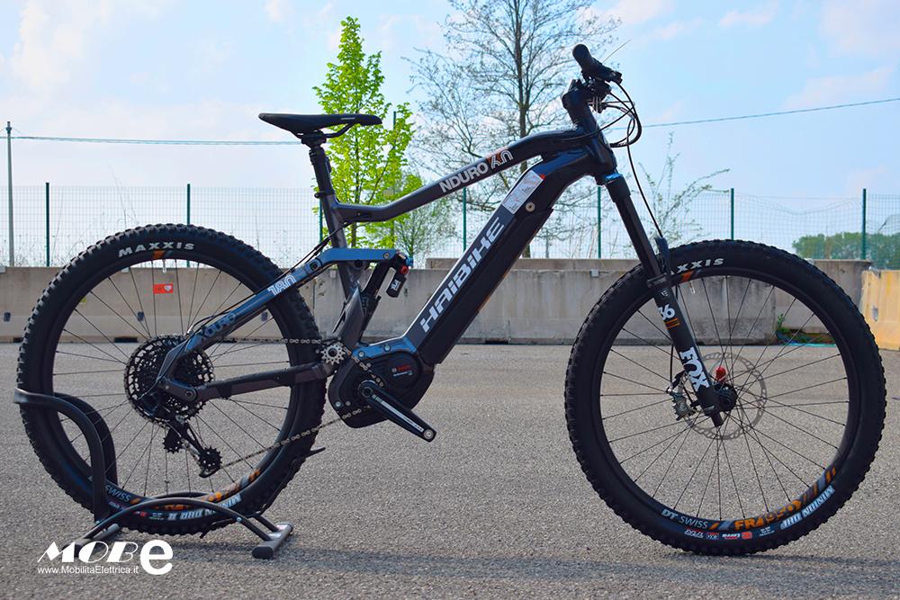 Haibike XDuro NDuro 6 1 ebike bosch 2019 bici elettrica mobe