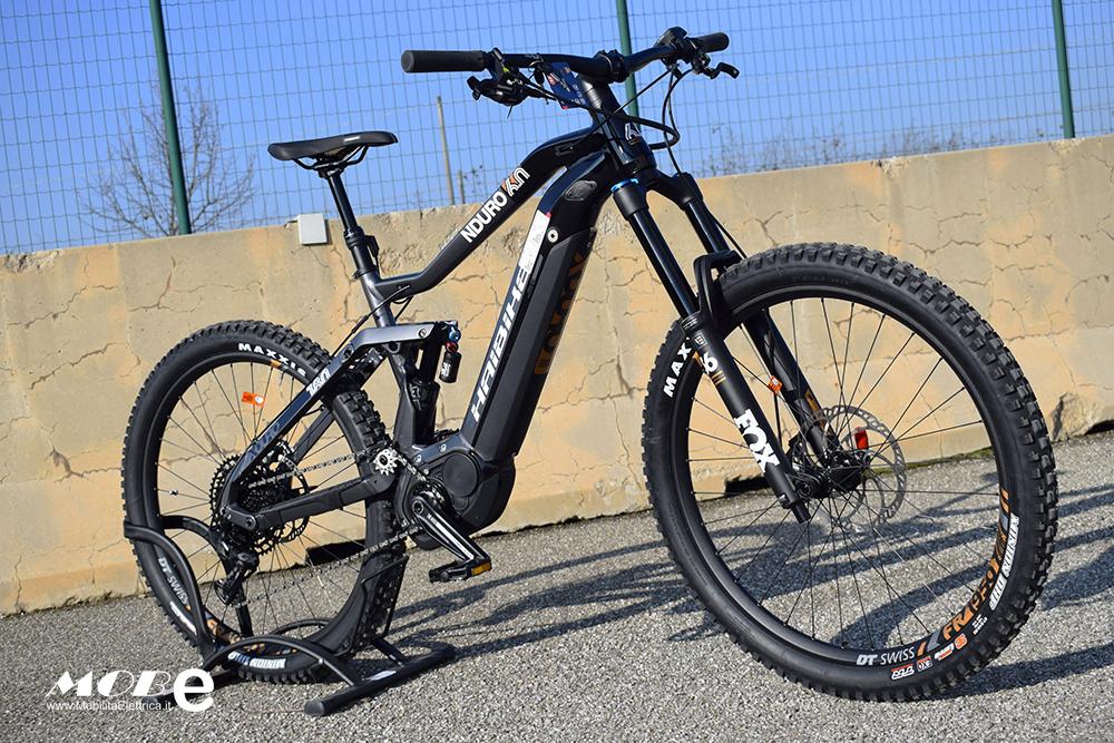 Haibike XDuro NDuro 6 2 ebike bosch 2019 bici elettrica mobe