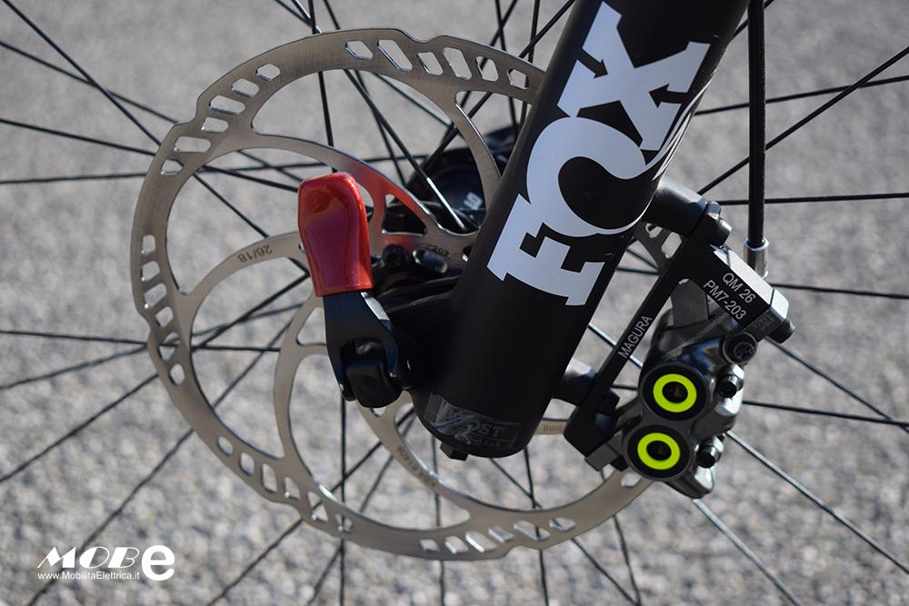 Haibike XDuro NDuro 6 tech8 ebike bosch 2019 bici elettrica mobe