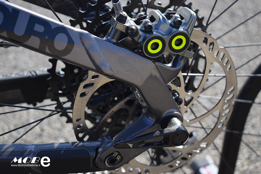 Haibike XDuro NDuro 6 tech9 ebike bosch 2019 bici elettrica mobe