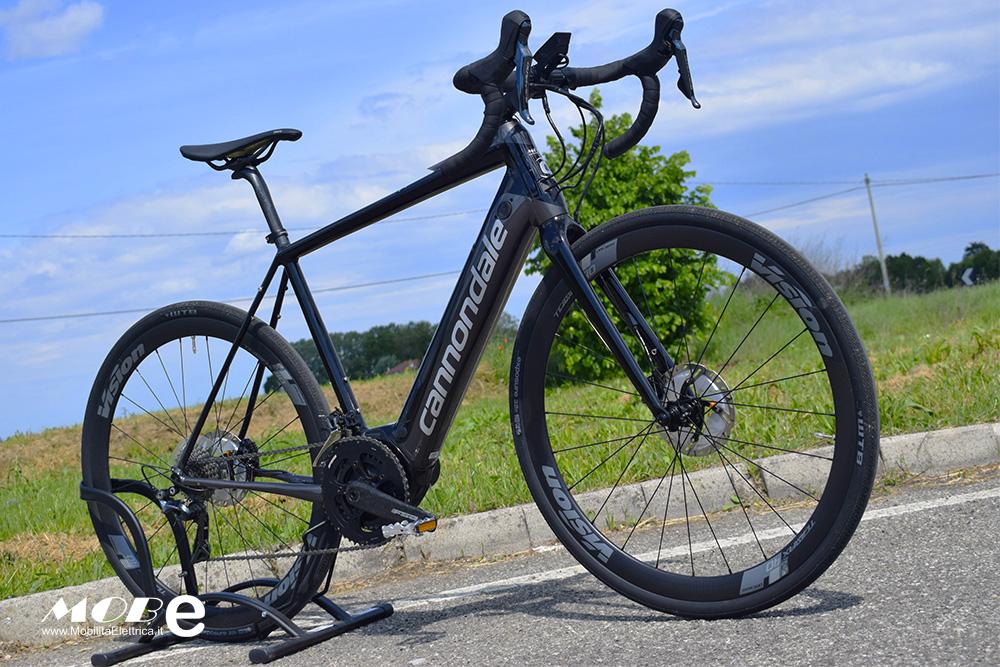 Cannondale Synapse Neo 1 2 ebike bosch 2019 bici elettrica mobe