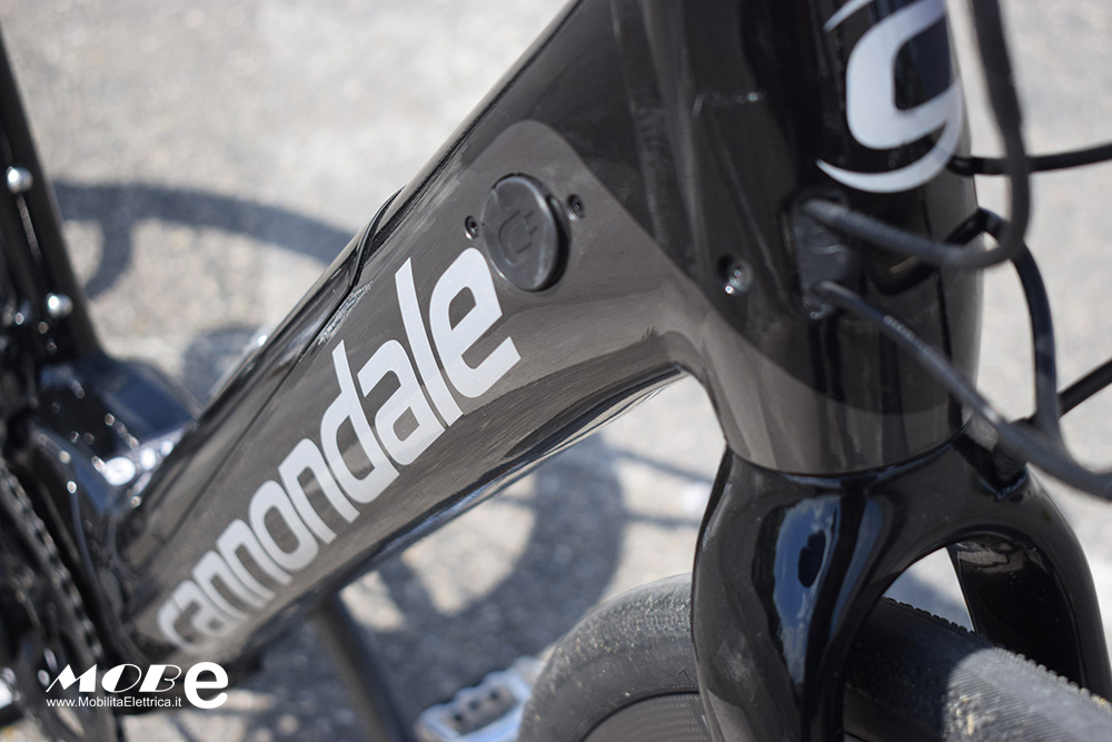 Cannondale Synapse Neo 1 tech13 ebike bosch 2019 bici elettrica mobe