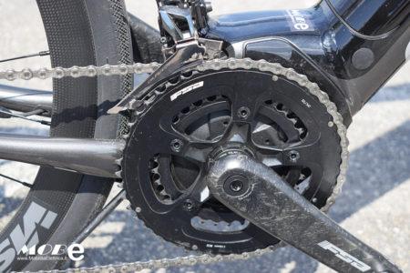 Cannondale Synapse Neo 1 tech3 ebike bosch 2019 bici elettrica mobe