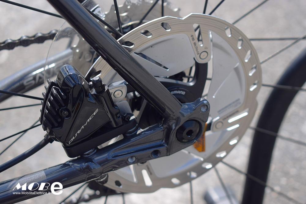 Cannondale Synapse Neo 1 tech5 ebike bosch 2019 bici elettrica mobe