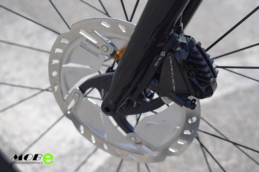 Cannondale Synapse Neo 1 tech6 ebike bosch 2019 bici elettrica mobe
