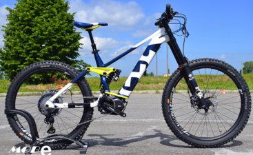 Husqvarna Extreme Cross EXC10 1 2019 ebike bici elettrica mobe