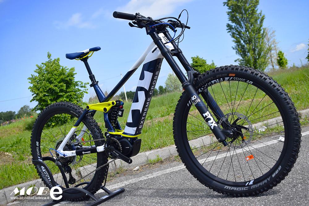 Husqvarna Extreme Cross EXC10 2 2019 ebike bici elettrica mobe