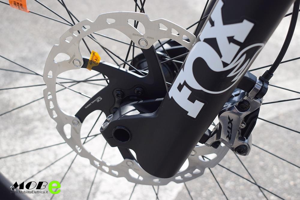 Husqvarna Extreme Cross EXC10 tech11 2019 ebike bici elettrica mobe