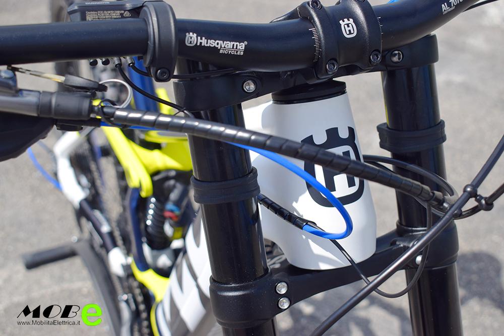 Husqvarna Extreme Cross EXC10 tech12 2019 ebike bici elettrica mobe