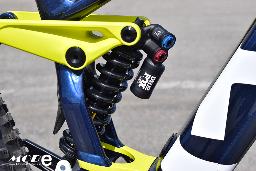 Husqvarna Extreme Cross EXC10 tech3 2019 ebike bici elettrica mobe